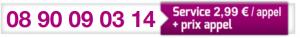 Numéro de téléphone CAF Calvados 08 90 09 03 14
